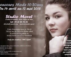 Jacqueline Morel & Studio Morel Photographe-Isigny sur mer - Concours mode 2018