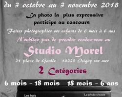 Studio Morel & Jacqueline Morel-Photographe-Isigny sur mer-Calvados-Concours enfant 2018