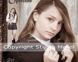 Studio Morel & Jacqueline Morel-Photographe-Isigny sur mer-Concours mode10-20ans