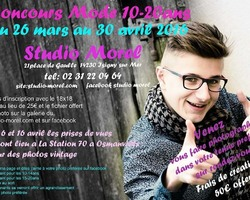 Studio Morel - Isigny-sur-Mer - Galerie photo - Concours Mode 10 ans 20 ans 2016