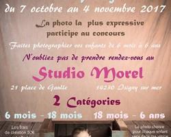 Jacqueline Morel & Studio Morel Photographe Isigny sur mer concours enfant 2017