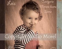 catégorie 18mois 6ans 2ème Studio Morel